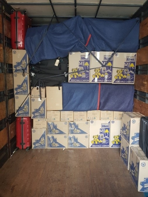 How to pack when moving house soon image