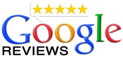 Client Reviews on Google Logo
