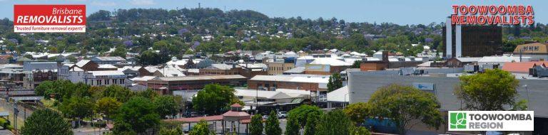 Removalists Brisbane to Toowoomba