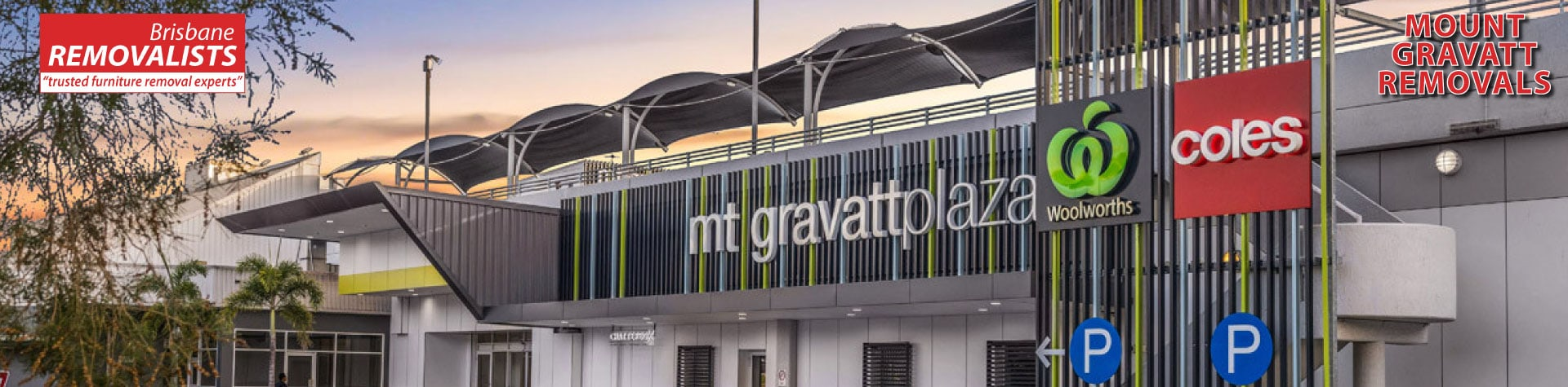 Mount Gravatt Removal Services image of Mt Gravatt Plaza