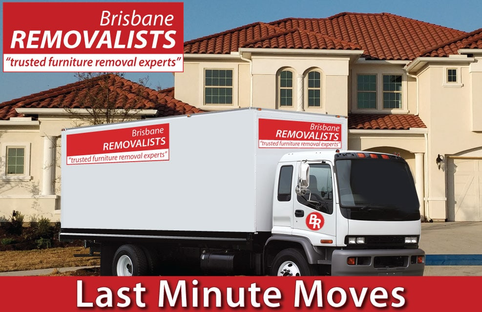 Brisbane Removalists offer Last Minute Move bookings post image