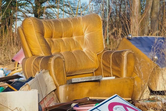 damaged furniture image
