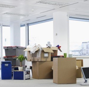 Boxed up ready to move by Brisbane Removalists image