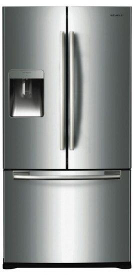2 Door Refrigerator image