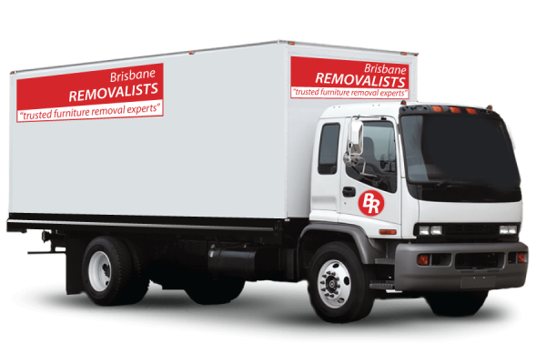 Removalists Brisbane to Gold Coast truck image