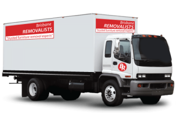 Toowoomba Removals truck image