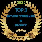 Brisbane Removalists award top 3 removalists company in Brisbane Award