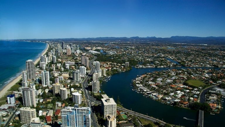 We move to and from the Gold Coast, Gold Coast image